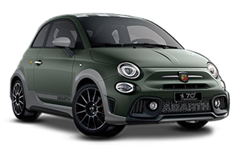 NEW ABARTH 695 70° ANNIVERSARIO